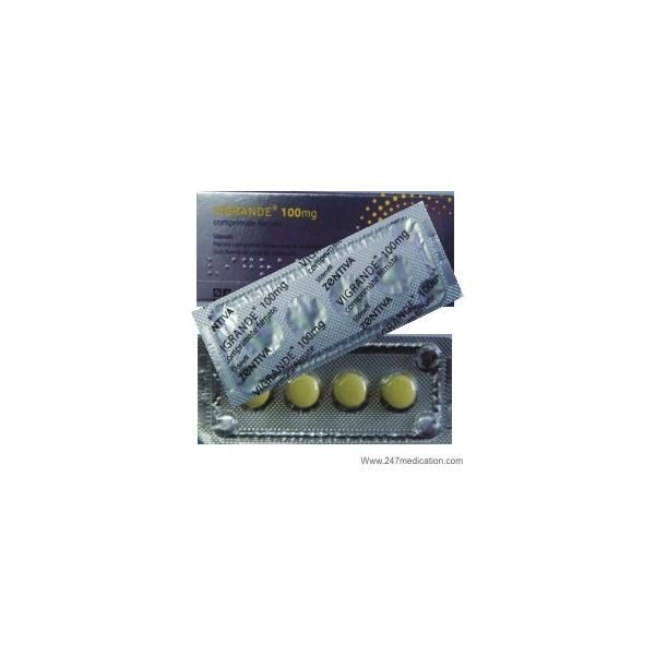 vigrande viagra generica23RON 100mg tableta