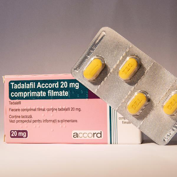 Tadalafil accord 20 mg
